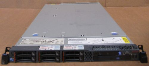 IBM Avaya 7946-AC1 2x Quad-Core Xeon E5520 2.26GHz 876GB 12GB DVD RW 1U Server